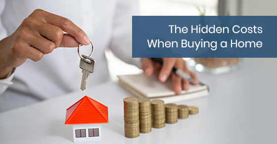 The Hidden Costs When Buying a Home
